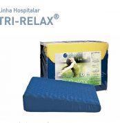 Anti refluxo adulto com capa Sankonfort cx de ovo Tri Relax